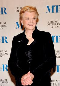 Angela Lansbury at The Museum Of Television & Radio's Annual Gala.