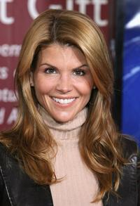 Lori Loughlin at the Los Angeles premiere of