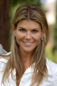 Lori Loughlin at the C.H.I.P.S annual Spring luncheon featuring the Valentino Fall/Winter 2007 collection.