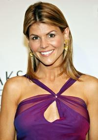 Lori Loughlin at the EIF's Women's Cancer Research Fund honoring Melissa Etheridge at Saks Fifth Avenue's