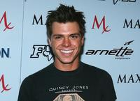 Matthew Lawrence at the Maxim Magazine X-Games party.