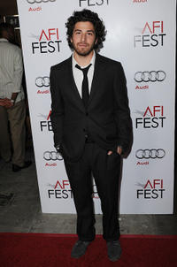 Jake Hoffman at the California premiere of