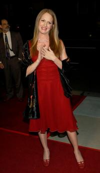 Melissa Leo at the premiere of