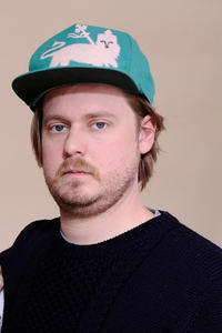 Tim Heidecker at the portrait session of