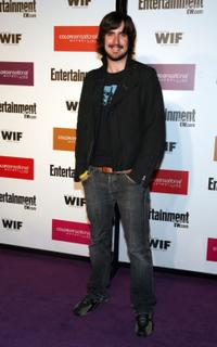 Nicolas Wright at the Entertainment Weekly And Women In Film's Pre-Emmy party.