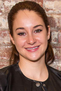 Shailene Woodley at the Rebecca Taylor fall 2013 fashion show during Mercedes-Benz Fashion Week in N.Y.