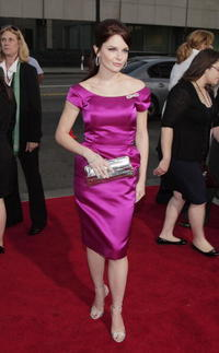 Shannon Lucio at the Beverly Hills premiere of