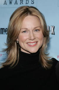 Laura Linney at the nominations for Film Independent's 2006 Independent Spirit Awards in L.A.