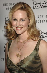 Laura Linney at the N.Y. premiere of