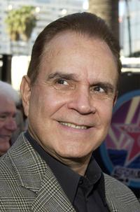 Rich Little at the ceremony honoring actress Tippi Hedren with a star on the Hollywood Walk of Fame.
