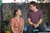 Drew Barrymore as Mary and Kevin Connolly as Conor in