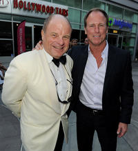 Tony Bentley and Louis Herthum at the California premiere of