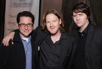 JJ Abrams, Donal Logue and Orian Williams at the Third Annual