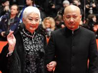Lisa Lu and Wang Qan'an at the 60th Berlinale Film Festival.