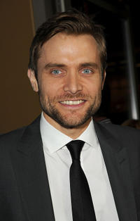 Neil Hopkins at the premiere of