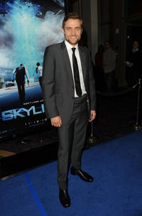 Neil Hopkins at the California premiere of