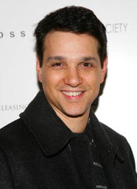 Ralph Macchio at the Cinema Society/Hugo Boss screening of