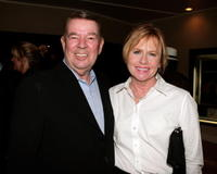 Amy Madigan and Alan Ladd Jr. at the