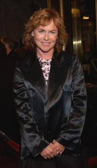Amy Madigan at the premiere of