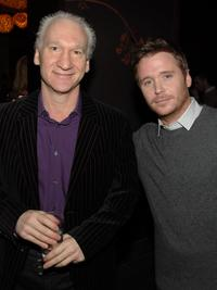 Bill Maher and Kevin Connolly at the Stars For a Cause during the HFPA Salute To Young Hollywood Party.