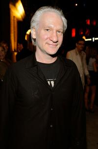Bill Maher at the Maxim's 2008 Hot 100 Party.