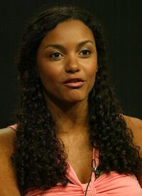 Jessica Lucas at the ABC Summer TCA Press Tour.