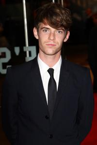 Harry Treadaway at the Times BFI London Film Festival.