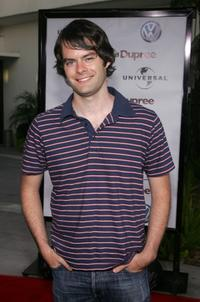 Bill Hader at the premiere of