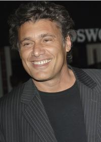 Steven Bauer at the Al Pacino stars in Oscar Wilde's