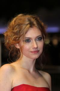 Imogen Poots at the screening of