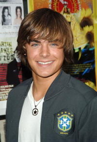 Zac Efron at the N.Y. premiere of