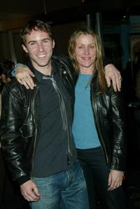 Frances McDormand and Alessandro Nivola at the New York premiere of