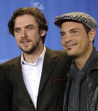 Dan Stevens and Roger Cicero at the photocall of