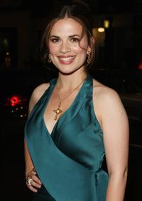 Hayley Atwell at the UK premiere of