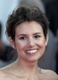 Louise Monot at the 35th edition of the American Film Festival.