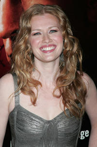 Mireille Enos at the California premiere of