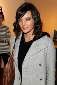 Frankie Shaw at the day 1 of the Nintendo 3DS Experience Lounge.