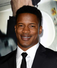 Nate Parker at the California premiere of