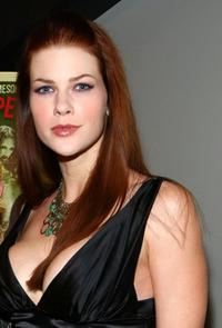 Penny Drake at the premiere of