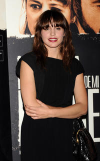 Veronica Echegui at the Madrid premiere of