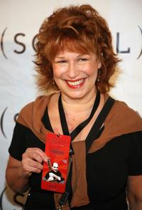 Joy Behar at the Hampton Social at Ross Concert.