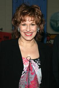 Joy Behar at the Playboy Foundations 25th Anniversary Hugh M. Hefner First Amendment Awards.