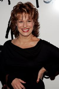 Joy Behar at the opening of