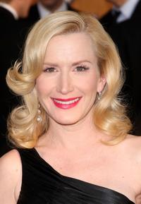 Angela Kinsey at the 15th Annual Screen Actors Guild Awards.