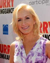 Angela Kinsey at the premiere of