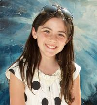 Isabelle Fuhrman at the 2008 Pre-Emmys DPA Gifting Lounge.