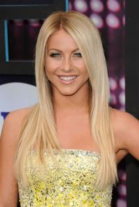 Julianne Hough at the 2010 CMT Music Awards.