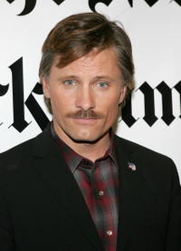 Viggo Mortensen at the 5th Annual New York Times Arts & Leisure Weekend.