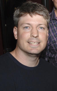 Steve Wiebe at the New York premiere of