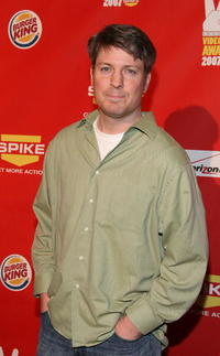 Steve Wiebe at the Spike TV's 2007 Video Game Awards.